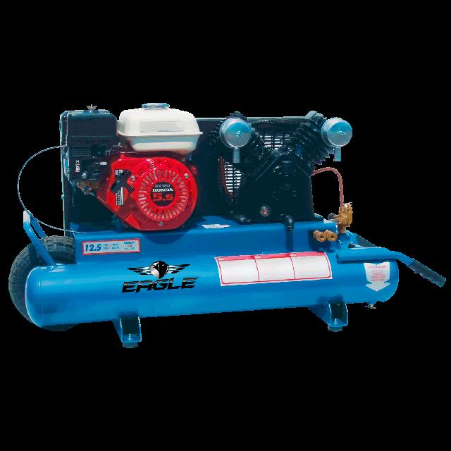 Compressor 12.5cfm gas