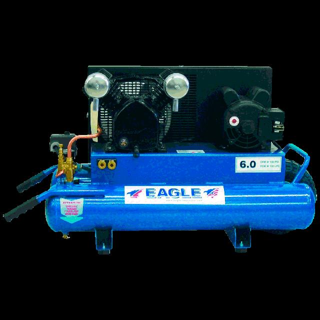 Compressor 6cfm electric