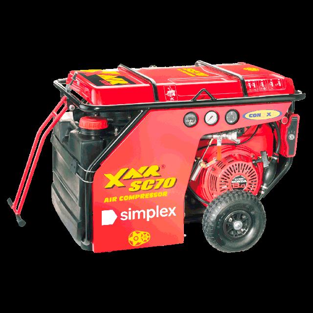 Compressor 70pcm gas