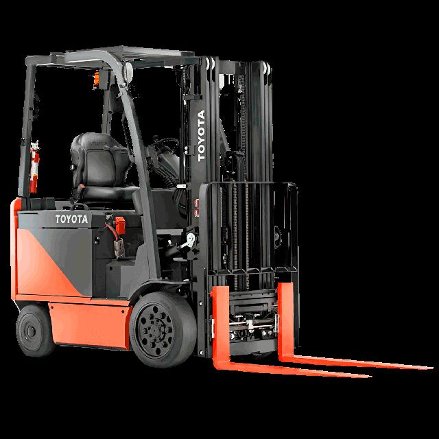 Forklift 5000lbs 15ft battery