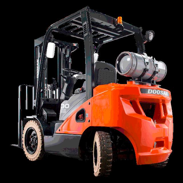 Forklift 6000lbs 20ft propane