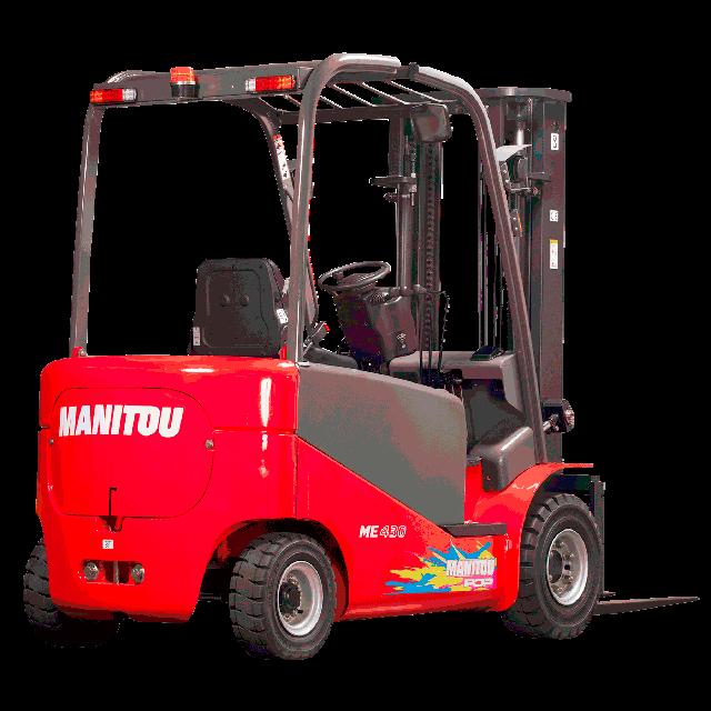 Forklift 6600lbs 15ft battery