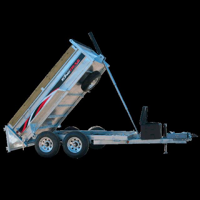 Dump trailer 6500lbs