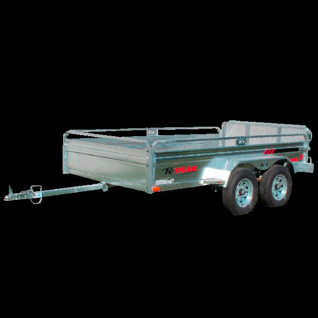 Open trailer 1675lbs 5ft 6in x 12ft