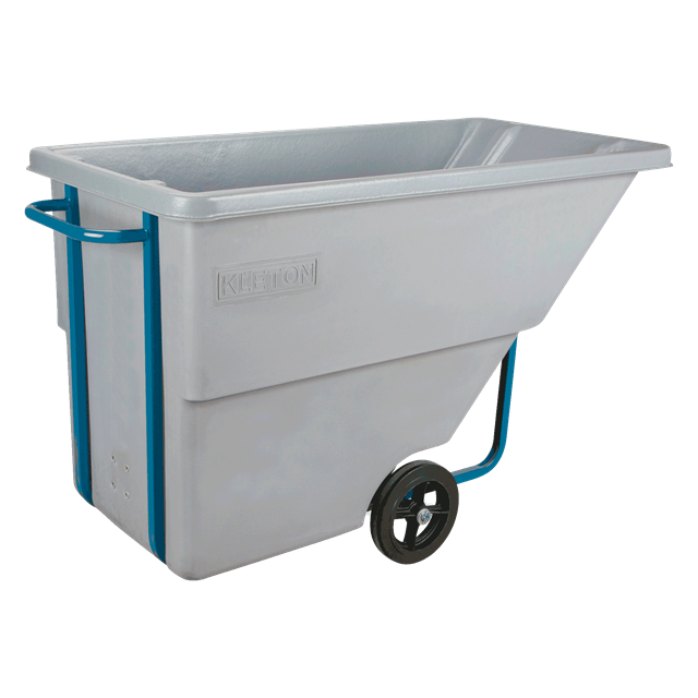 Chariot basculant 5/8 verge cube 850lbs