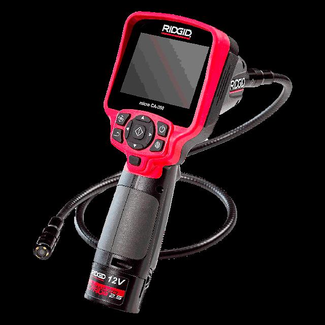 Caméra d'inspection 36po