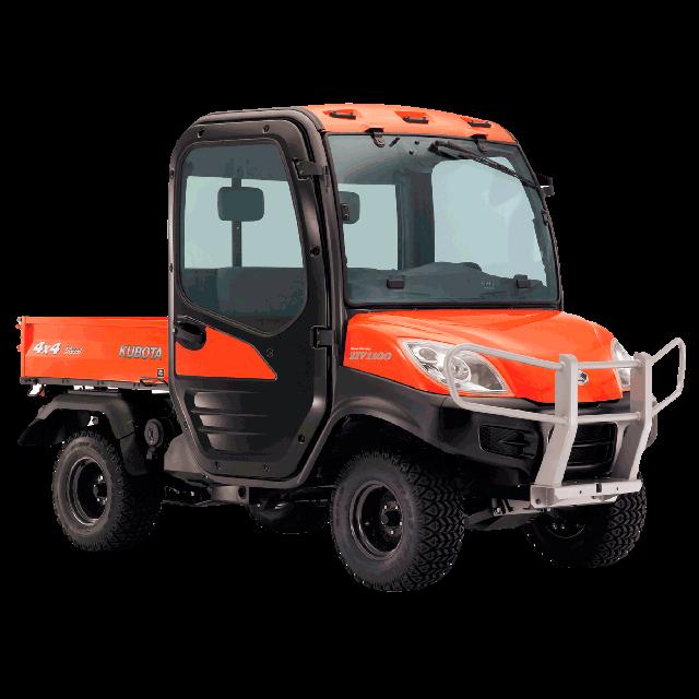 4wd utility vehicle diesel