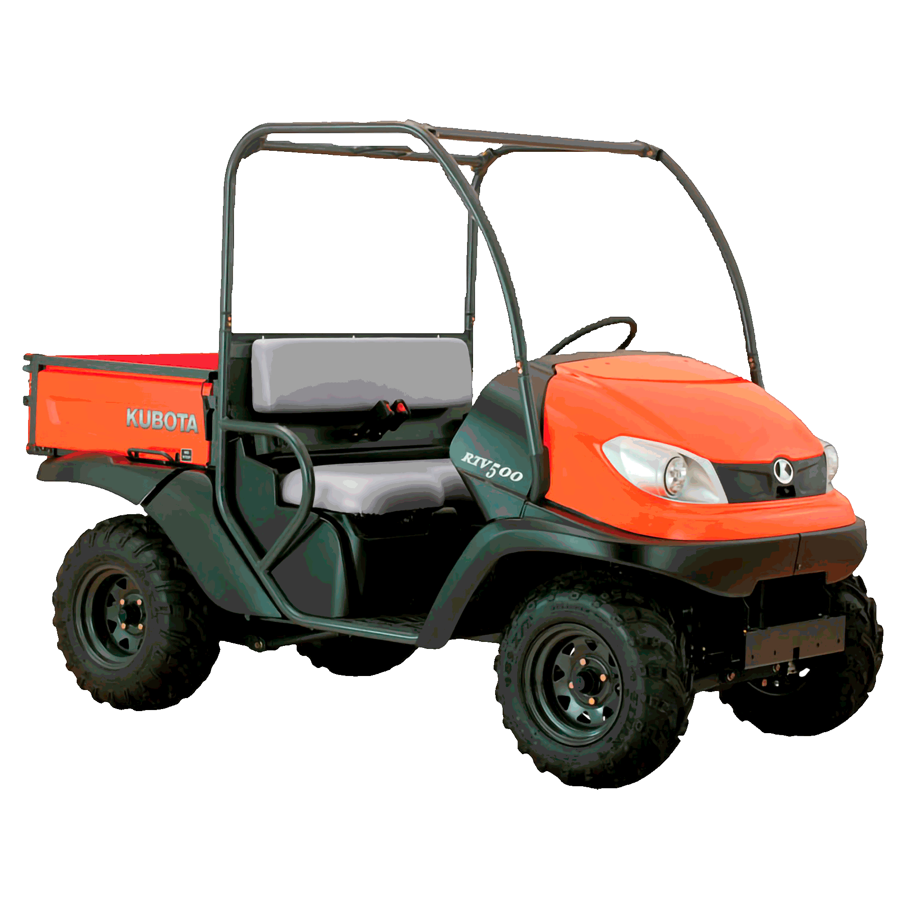 4wd utility vehicle gas