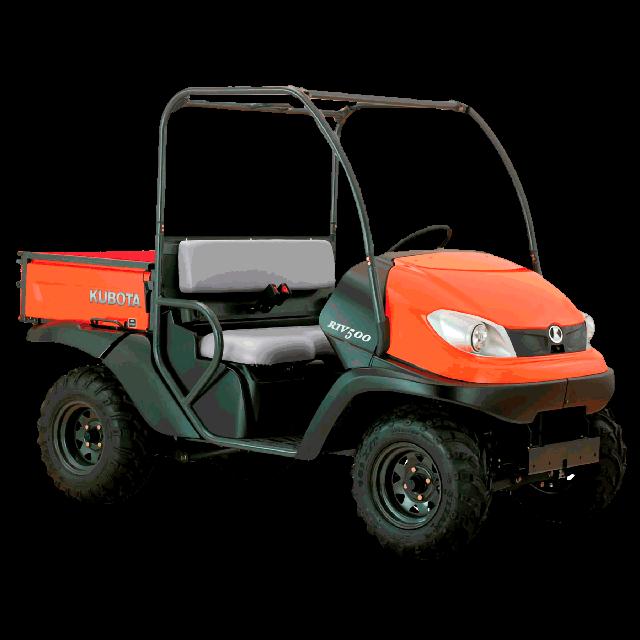 4wd utility vehicle gas