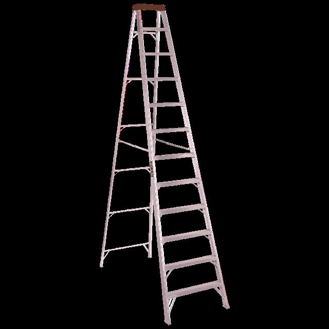 Aluminium lstepladder 12ft