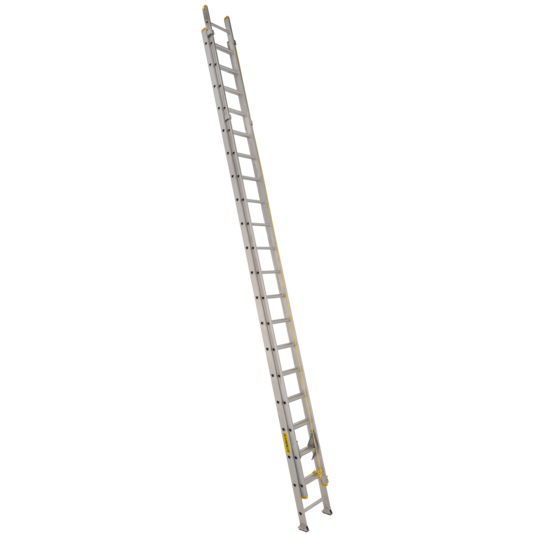 Aluminium ladder 40ft
