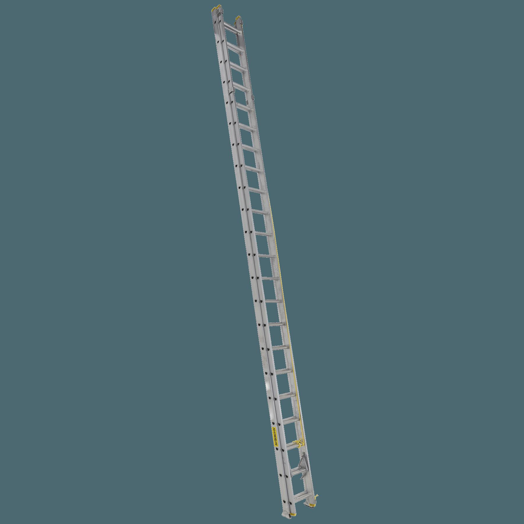 Échelle en aluminium 44pi