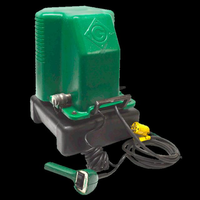 Pompe hydraulique 120V