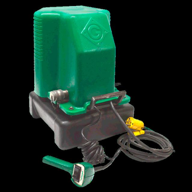 Hydraulic pump 120V