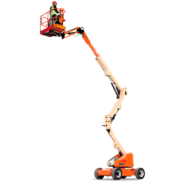 Articulated boom JLG 40ft battery