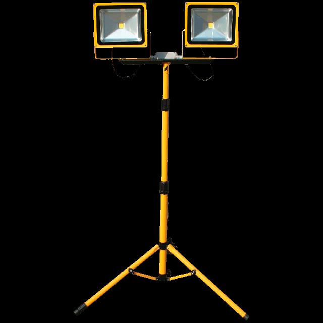 Projecteur sur pied 0.04kW 120V