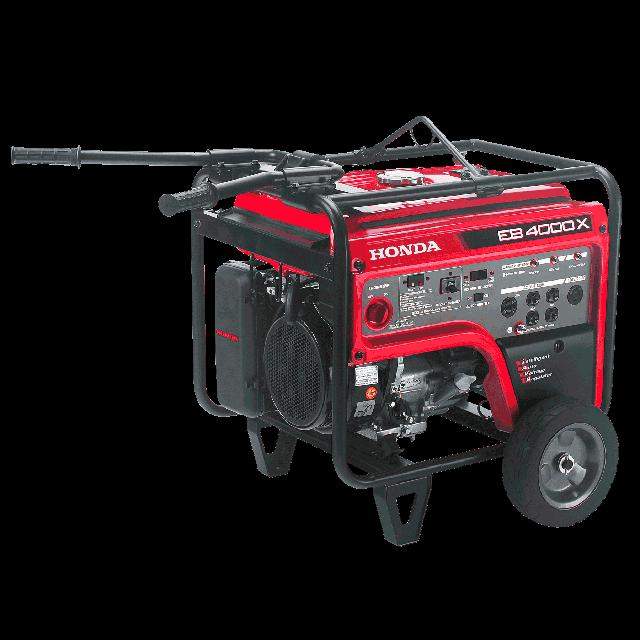Generator 4.3kW 120 - 240V