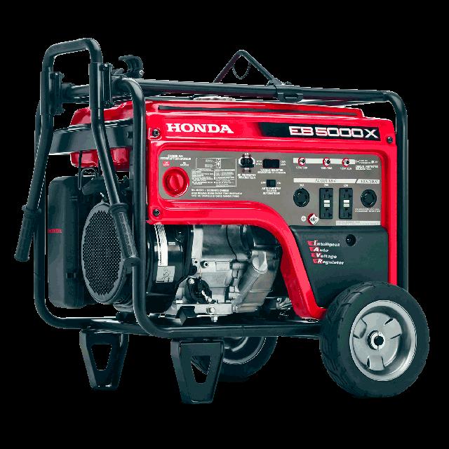 Generator 5kW 120 - 240V