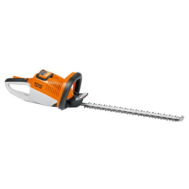 Hedge trimmer battery