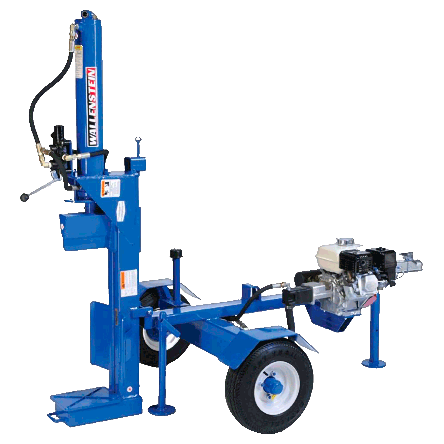 Wood splitter 24in gas