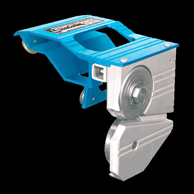 Aluminium break cutter