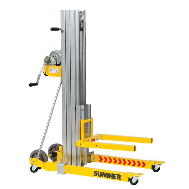 Cable lift 16ft 450lbs