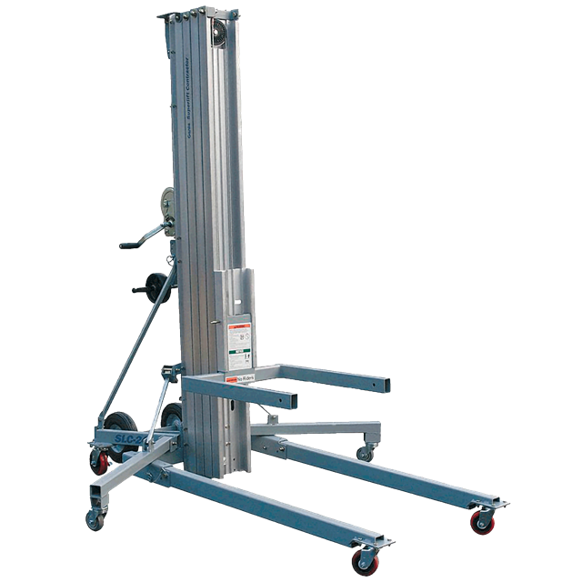 Cable lift 24ft 650lbs