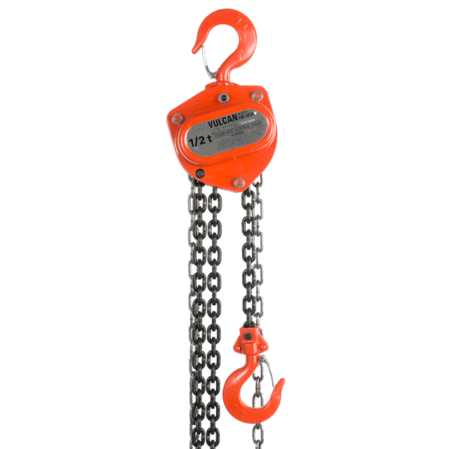 Chain block 0.5t 50ft