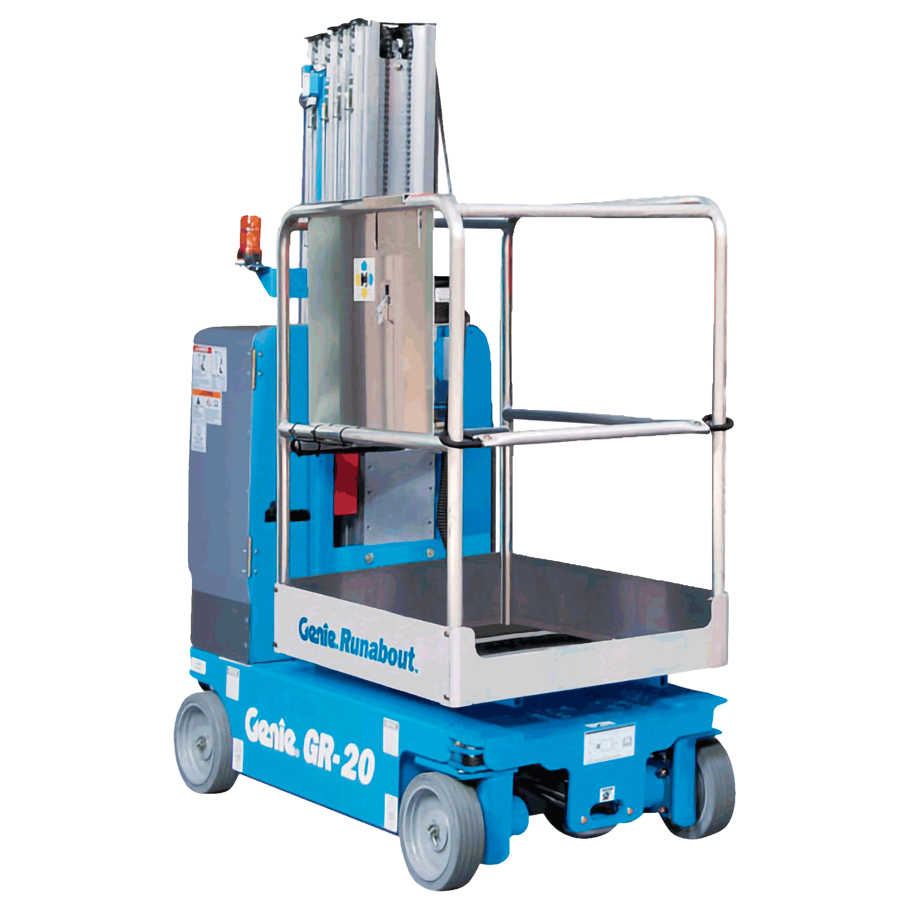 Lift battery 20ft self-propelled