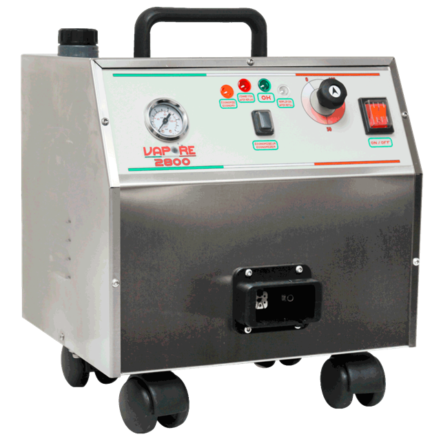 Steam cleaner electric