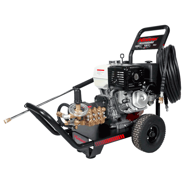 Pressure washer 3000lbs 3gpm gas
