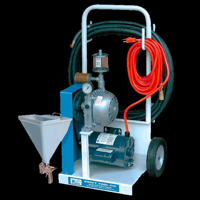 Stucco applicator electric 120V