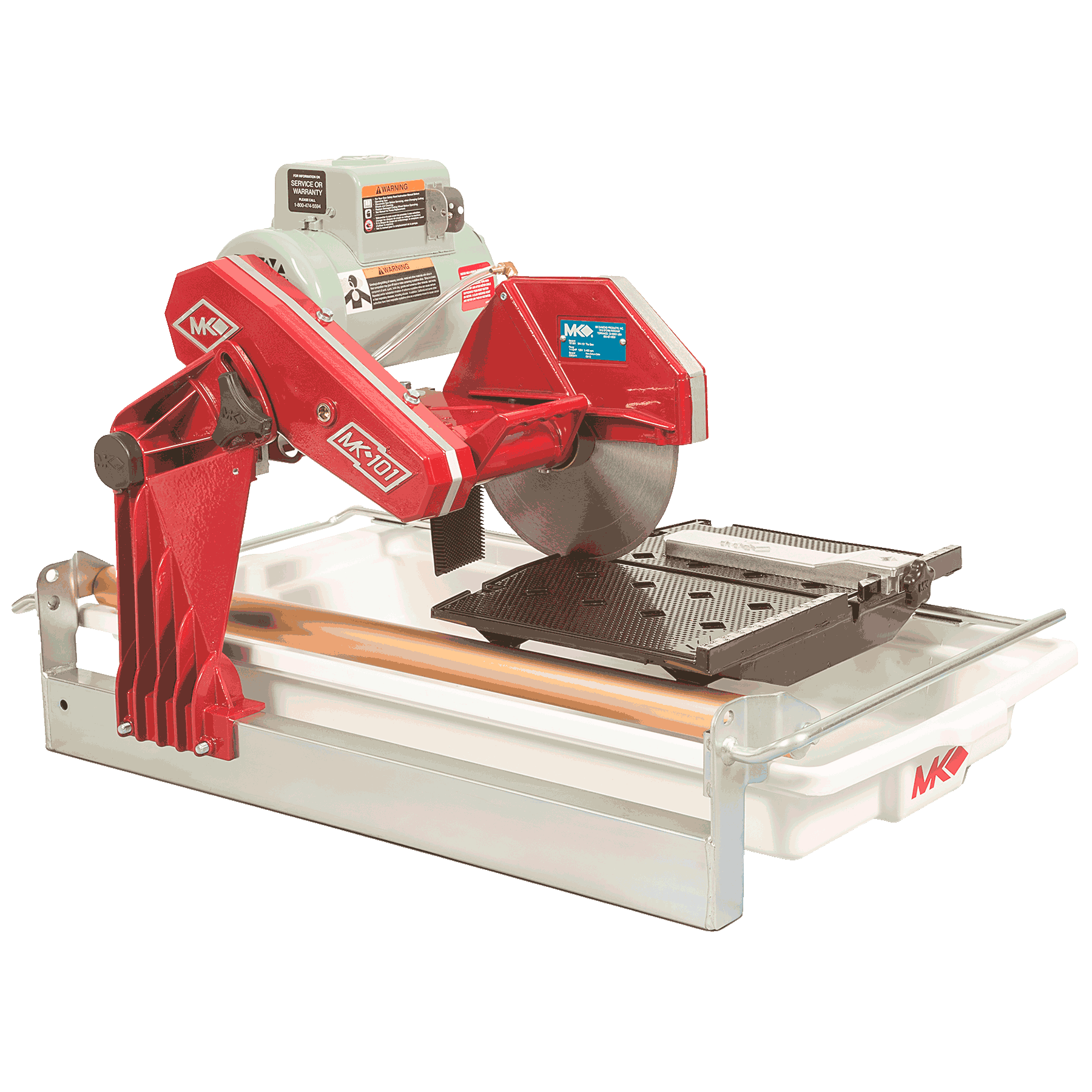 Tile saw 10in electric