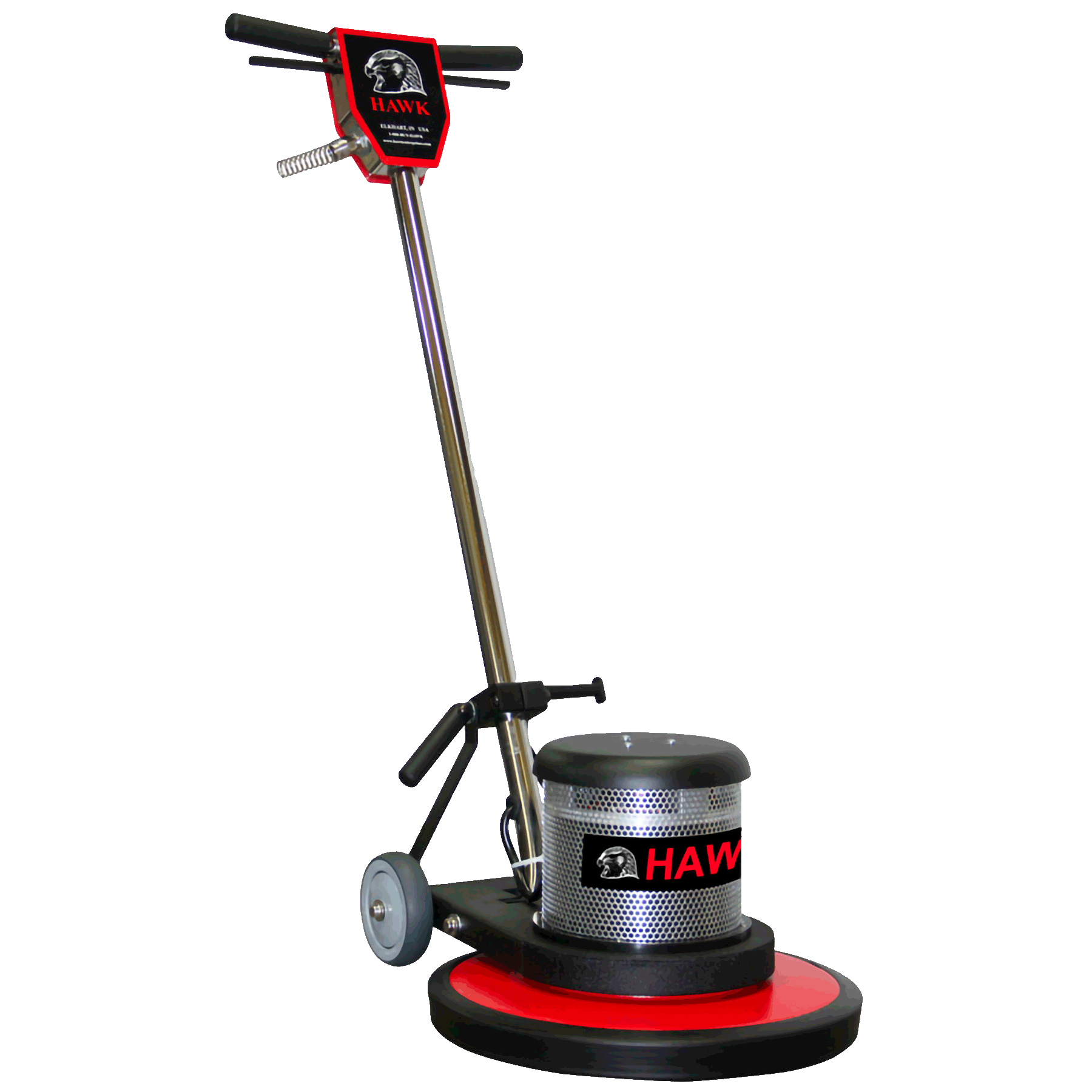 Floor polisher 17in 110V