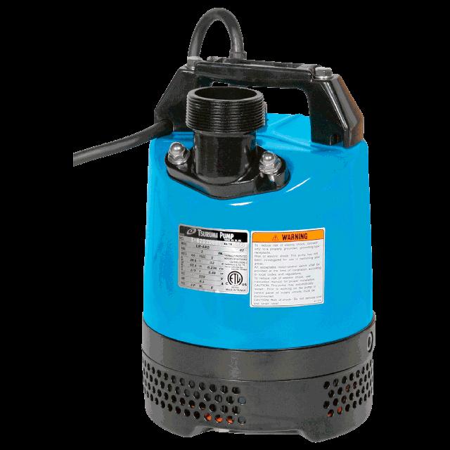 Pompe a eau submersible 2po électrique