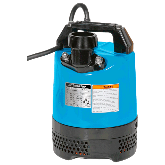 Submersible water pump 2in electric
