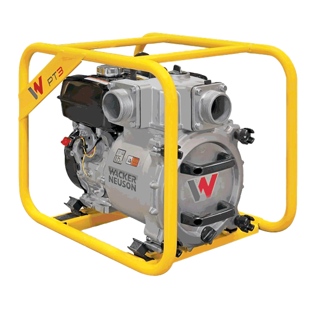 Pompe à eau 3po