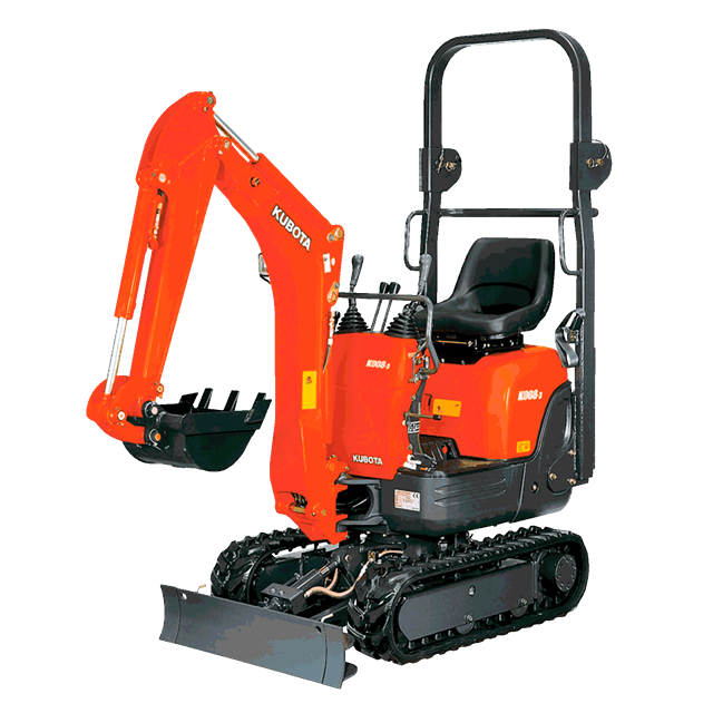 Tracked excavator 2200lbs 28in