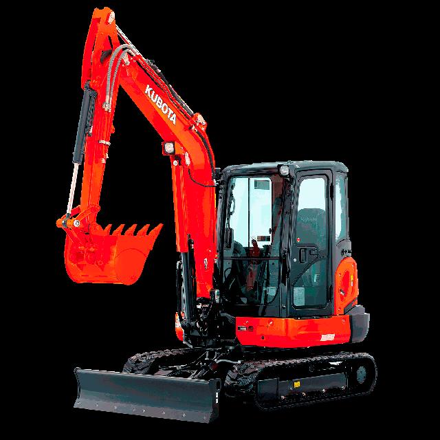 Excavatrice 9383lbs 67po