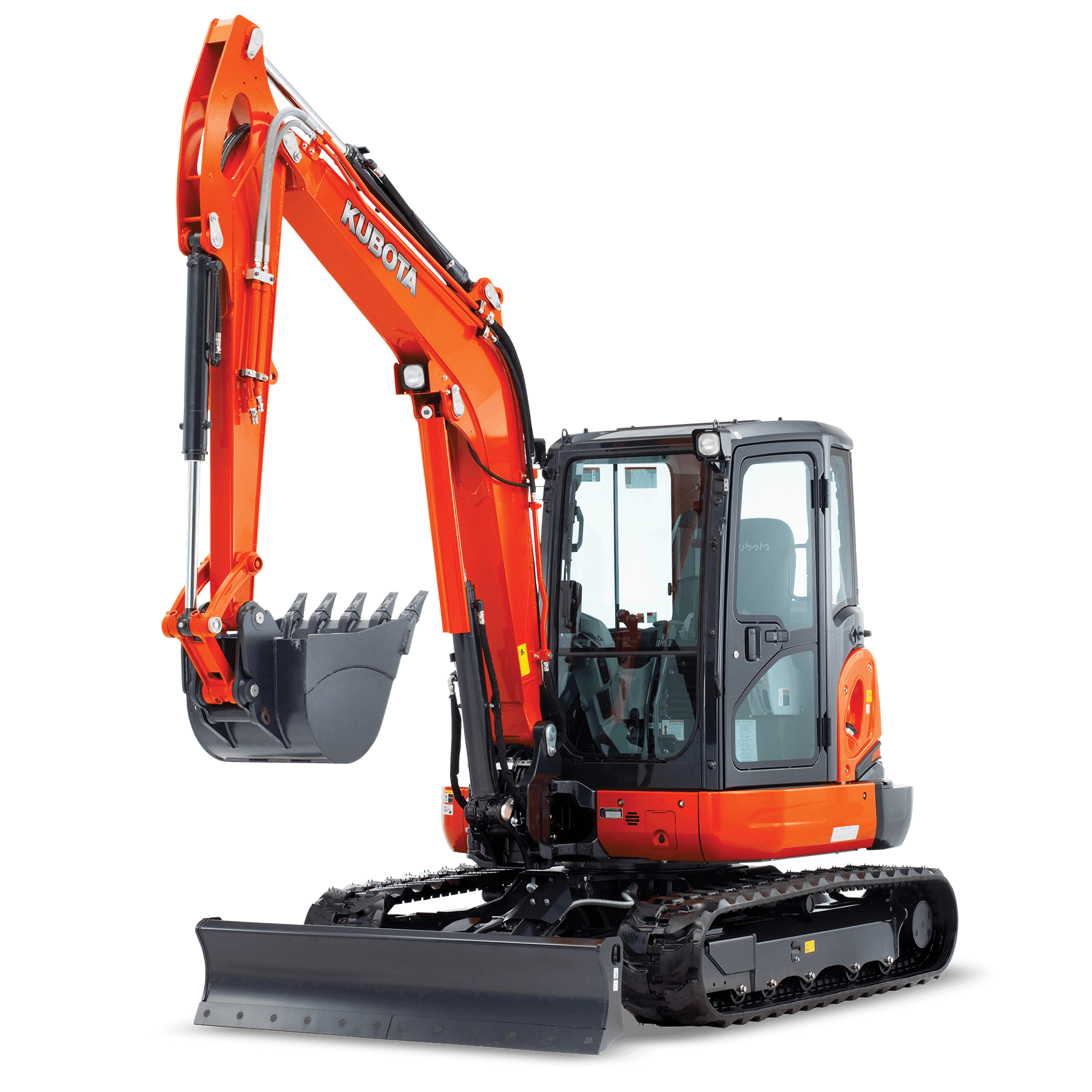 Tracked excavator 12511lbs 83in