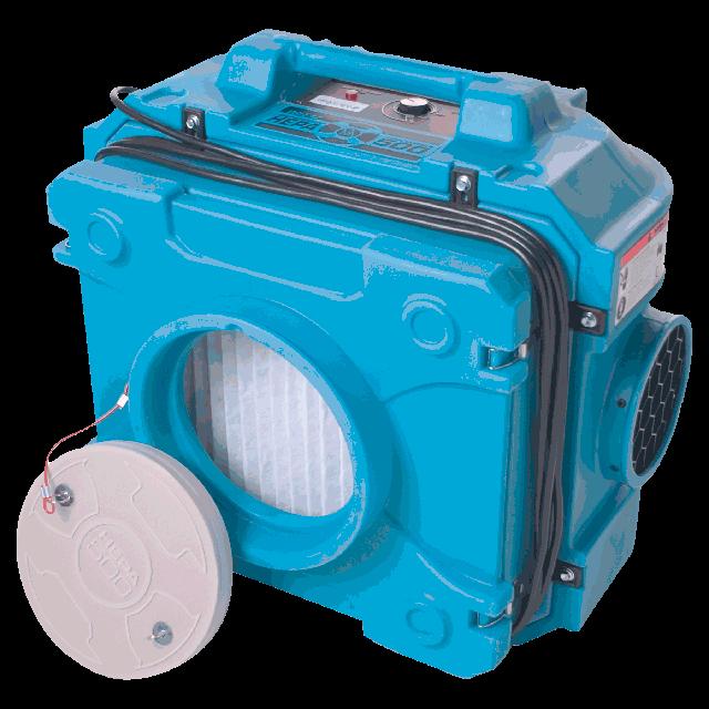 Portable fan HEPA 500pcm