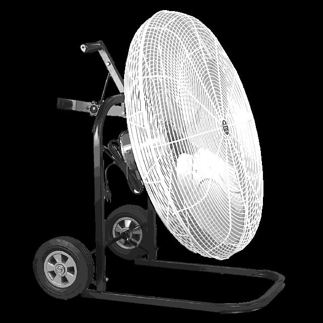 Fan 24in 3920 - 5100pcm