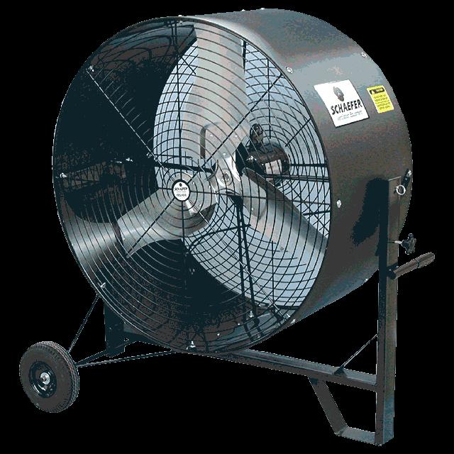 Fan 36in 11000pcm